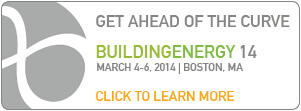 Building Energy 14 Conference  in Boston